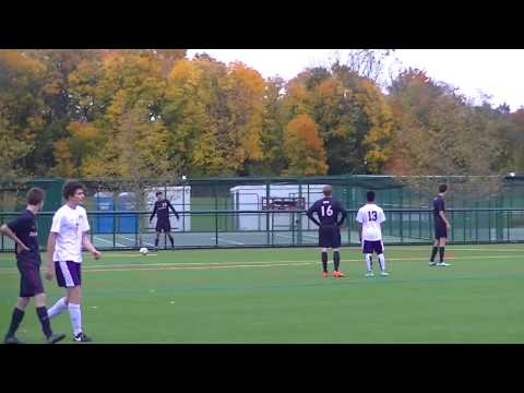 11/7/14 The Masters Varsity Soccer Final game vs Greens Farms for FAA Championship