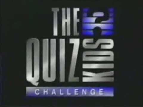 Quiz Kids Challenge Theme