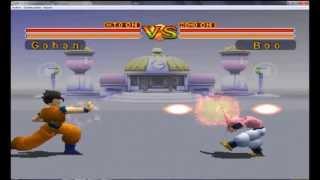 Dragon Ball GT Final Bout: Gohan Moveset