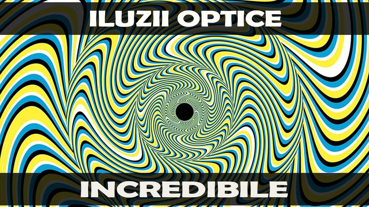 88 de Iluzii Optice Incredibile