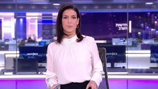 חדשות הערב | 15.02.21: שרון וכסלר עם התחזית המעודכנת: שלג בירושלים, שלג כבד בצפון