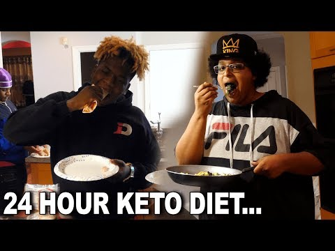 I Forced Agent 00 & ImDavisss To Go On The Keto Diet... thumbnail