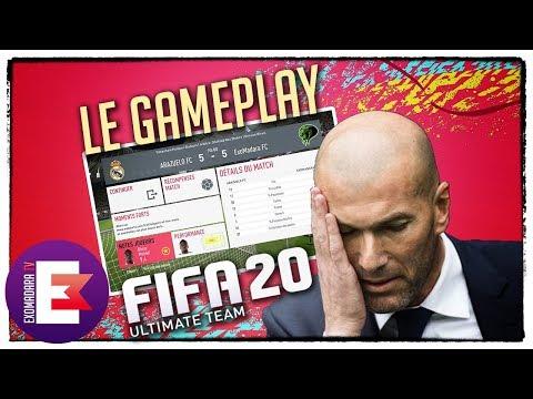 FUT20 UN GAMEPLAY CATASTROPHIQUE ? | FIFA 20