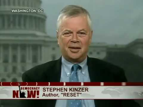 Steven Kinzer on the History of BP And Its Role in the 1953 Iran Coup