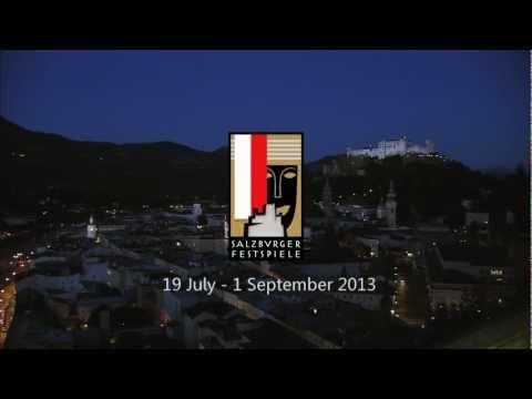 Trailer Salzburger Festspiele 2013