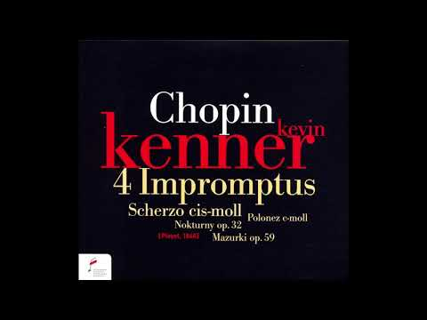 Kevin Kenner plays Frédéric Chopin on an 1848 Pleyel - Prelude in C sharp minor, Op. 45
