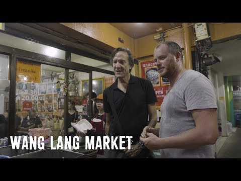 Street Food Traveller || Wang Lang Market