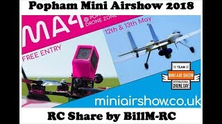 Popham Mini Airshow clips