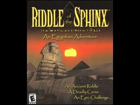Katie and Quin play: Riddle of the Sphinx: An Egyptian Adventure