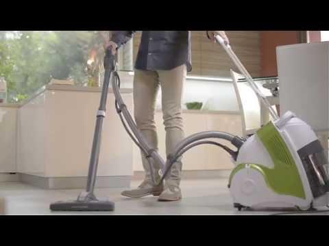 C mo limpiar suelos duros con el aspirador unico polti - Como limpiar suelo porcelanico ...