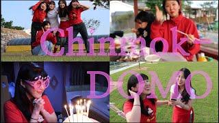 친구들과 카라반 캠핑 Vlog!!!/내 생일파티/몰카 …