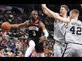 Houston Rockets vs San Antonio Spurs NBA Full Highlights (1ST DECEMBER 2018-19)
