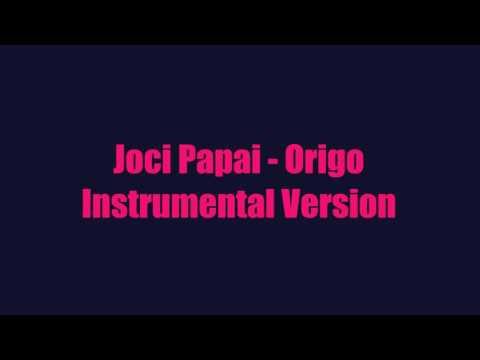 Joci Pápai - Origo - Eurovision 2017 (Karaoke Version)