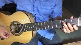 Phố kỹ niệm - Guitar cover