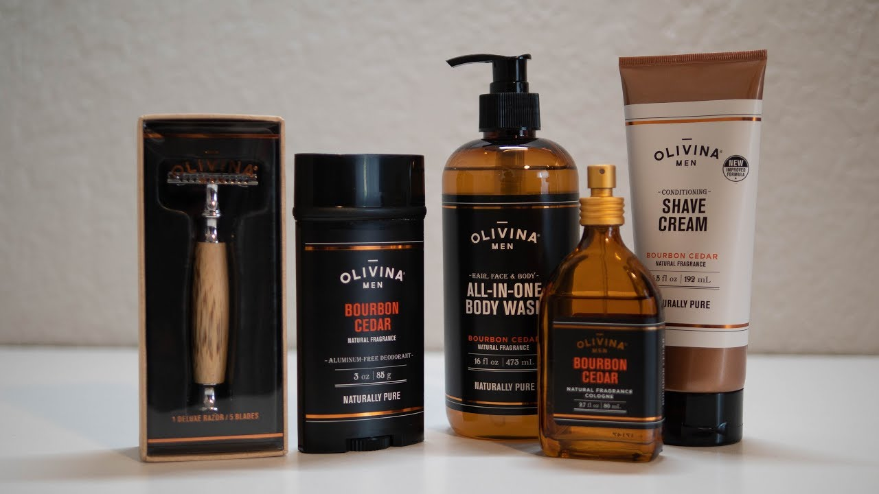 Download Olivina Men Bourbon Cedar Cologne Is The Perfect Father's Day Gift