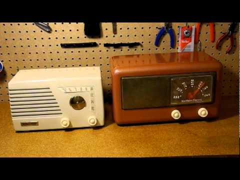 Northern Electric Tube Radios