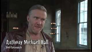 Anthony Michael Hall Interview - Dead in Tombstone (2013)