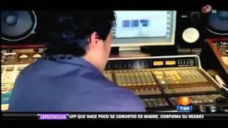 Чайанн записывает видео-клип в Веракруз (Мексика)