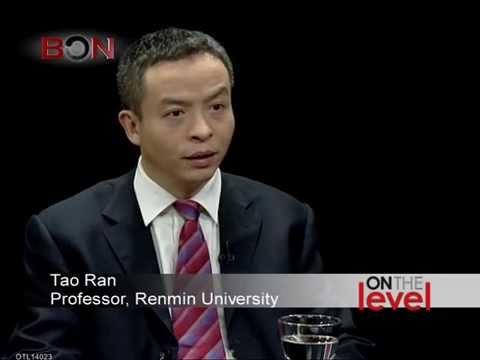 Urbanizing China - Tao Ran. OTL14023