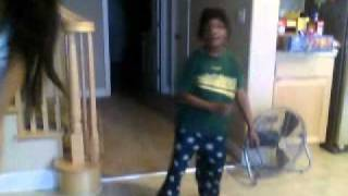 Download Micheal Johnson Dancing to Hit My Cat Daddy By Young Sam ha MP3 song and Music Video