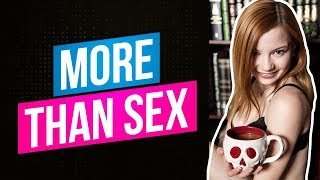 More Than Sex - Coffee With Alice Little