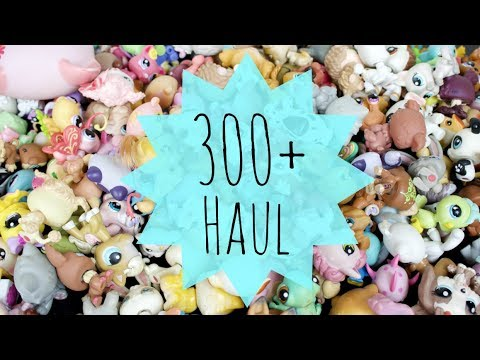 HUGE HAUL 300+ LPS!