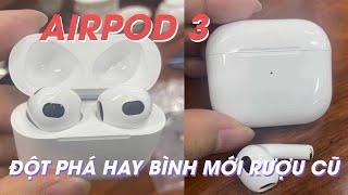 AirPods 3 sắp ra mắt: AirPods Pro phiên bản KHÔNG CÓ NÚT TAI NGHE???