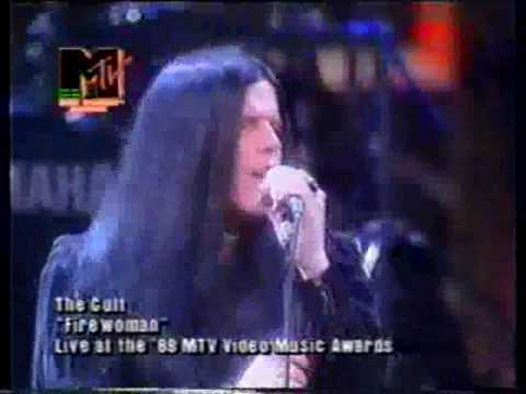 The Cult - Fire Woman - Liveish 1989 - YouTube