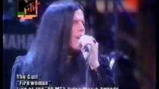 The Cult - Fire Woman - Live