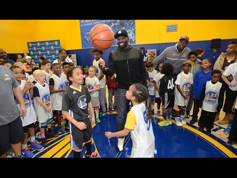 Jason Richardson Court presented by The California Endowment