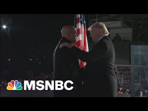How Thomas Barrack Links Trump To The Middle East | MSNBC
