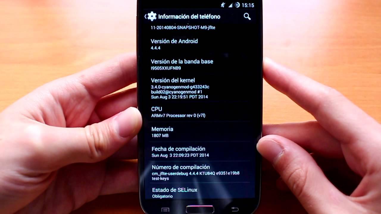 como hackear un celular samsung galaxy s4