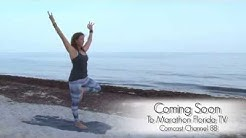Jolie Wilson -  Yoga Instruction on Marathon Florida TV