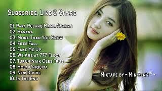 DJ BREAKBEAT PAPA PULANG MAMA GOYANG VS HAVANA OH NA NA - Mix by Min Sen'z™