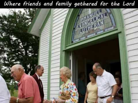 Ricky Skaggs - Little Mountain Church House
