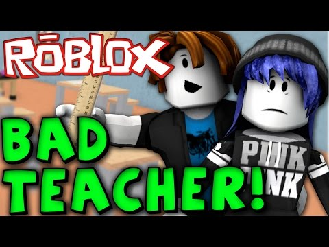 WORST HIGH SCHOOL in ROBLOX!