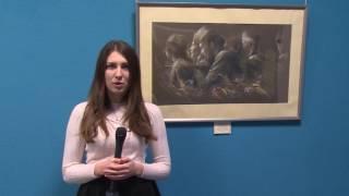 В Щелковской художественной галерее открылась выставка, посвященная году кино
