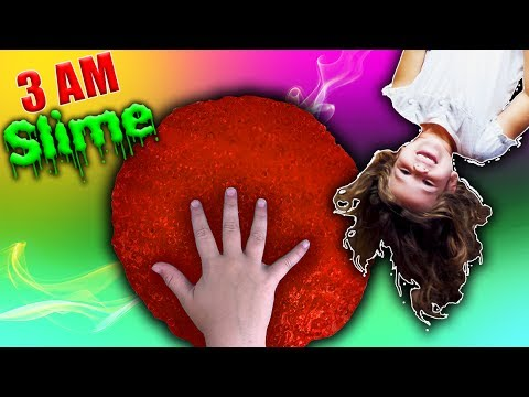 How to make slime at 3am challenge so scary do not make fluffy how to make slime at 3am challenge so scary do not make fluffy slime at 3am ccuart Images