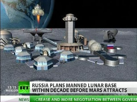 Moon Soon? Russia plans manned Lunar base in 10 years