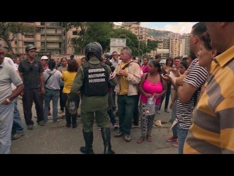 Pressure mounting for Venezuelan president