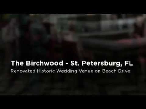 Wedding Planners Tampa - Wedding Venue with Rooftop Lounge - The Birchwood - Tracie Domino Events