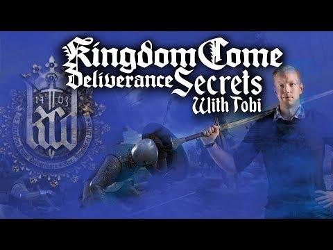 Kingdom Come: Deliverance Dev Secrets!? Interview with Tobi Stolz-Zwilling (Stalli's Teabreak #3)