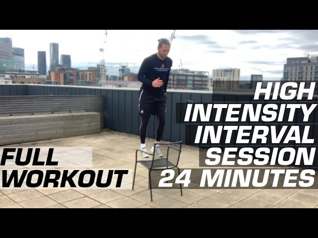 FULL WORKOUT | BODYWEIGHT HIIT SESSION | High Intensity Interval Training