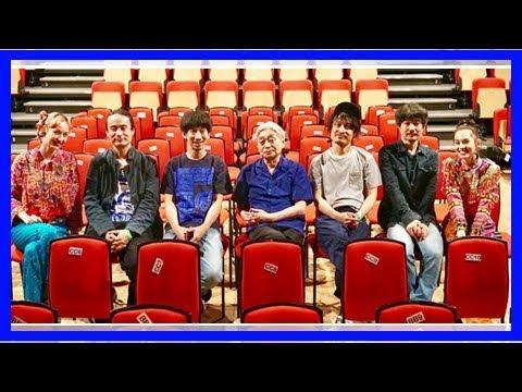 細野晴臣、イギリスで実現した水原希子&佑果との「東京ラッシュ」コラボ映像公開(動画あり) - 音楽ナタリー
