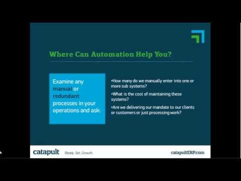 How can you benefit from automation with Microsoft Dynamics NAV using web services