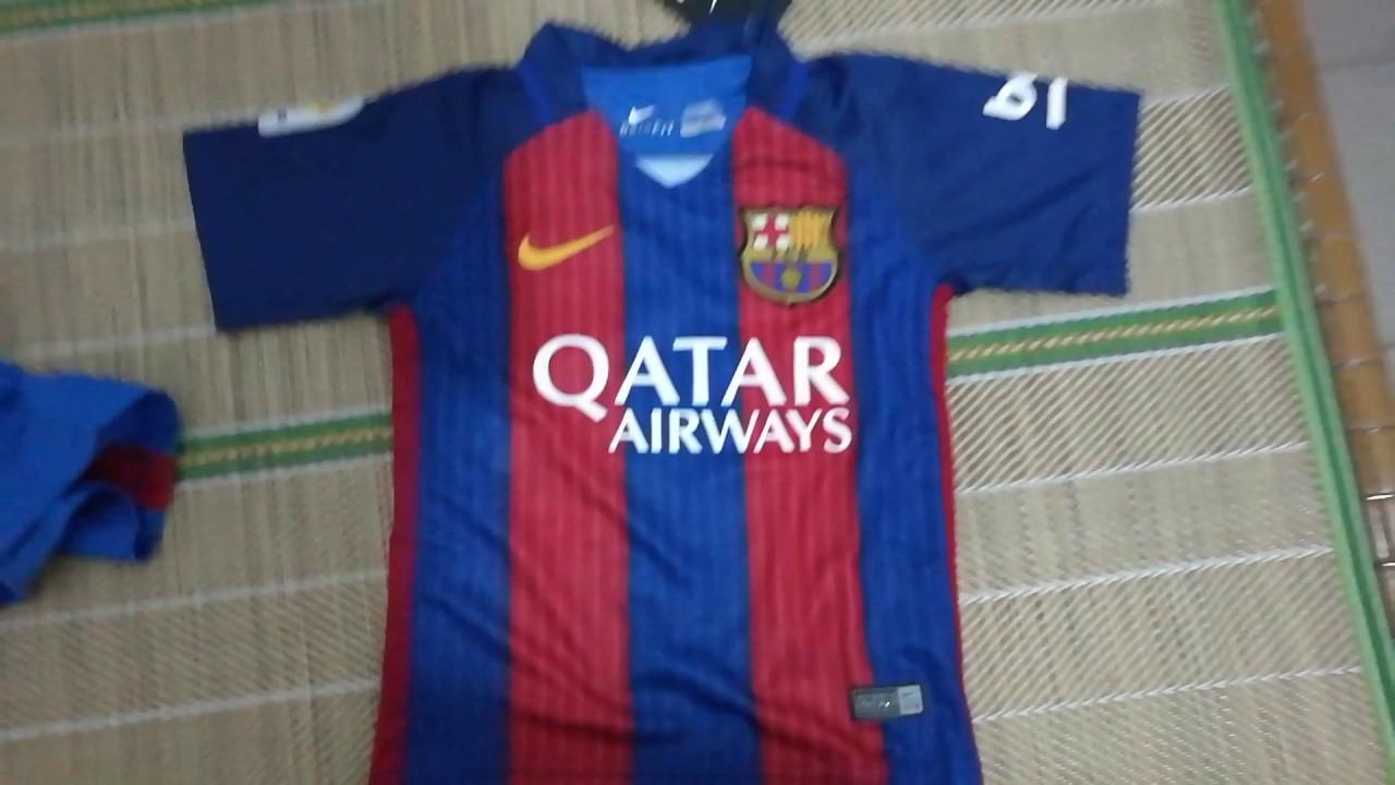 bbfe46642df10 Dónde comprar camisetas de fútbol baratas y de calidad  - YouTube
