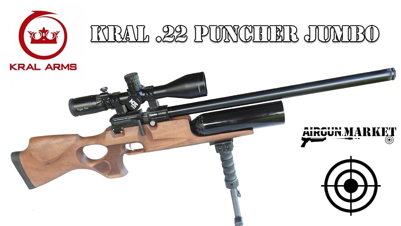 The Affordable Bottle Gun: The Kral Puncher Jumbo