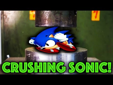 Crushing Sonic to an Impossible Size  Coding Secrets!