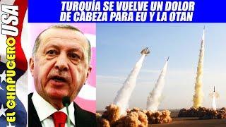 Turquía instalará misiles rusos y pone muy nerviosos a Europa e Israel. EU alista sanciones
