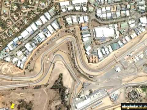 Kyalami, Africa. Formula 1 2008. Floetenrace